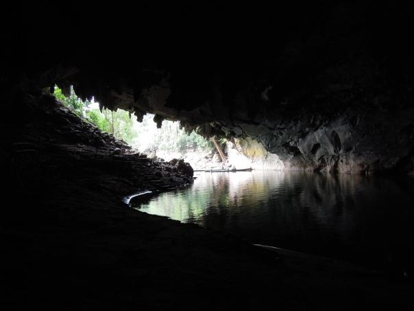 Grotteinngangen