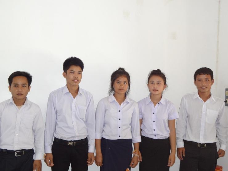 LAOS nye studenter til TTC og hjemmebesøk 003