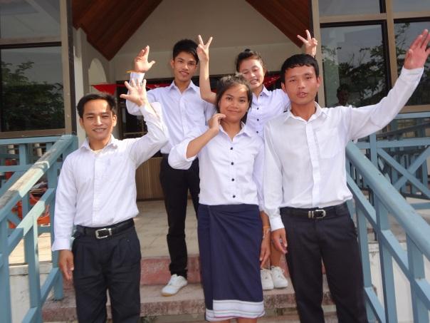 LAOS nye studenter til TTC og hjemmebesøk 004