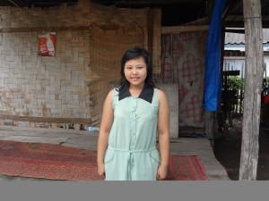 Orladi er ei jente som ikke er redd for å ta i et tak for å få den framtida hun drømmer om.