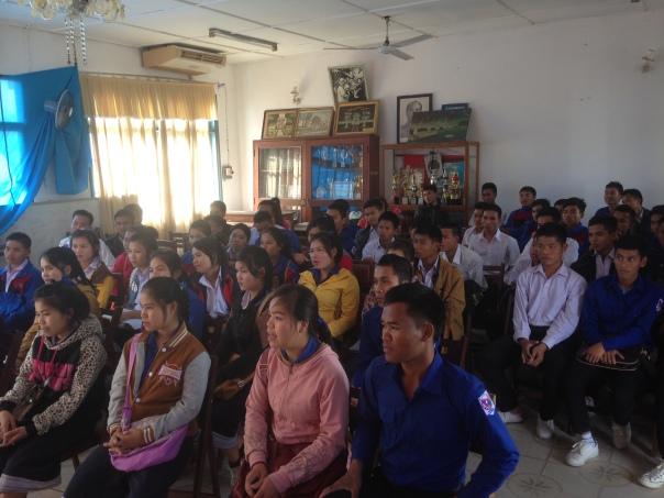 Dette er noen av studentene som søker SSL om lærerutdanning. Alle disse studentene kommer fra fattige fjelldistrikt.