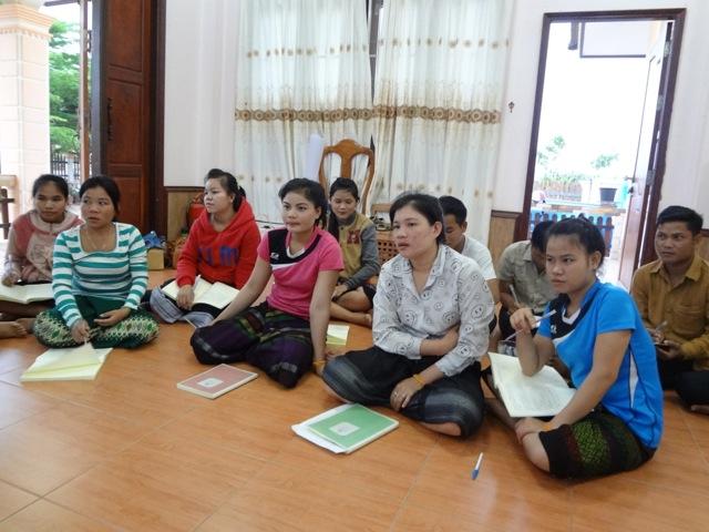 Studentsamling 2