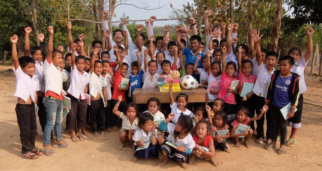 School Support Laos